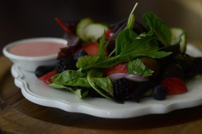 Beet & Berry Salad 8071