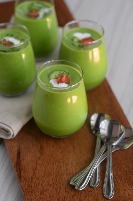 Cucumber and Celery Soup 1924