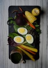 Roasted Vegetable Salad 274