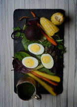 Roasted Vegetable Salad 274