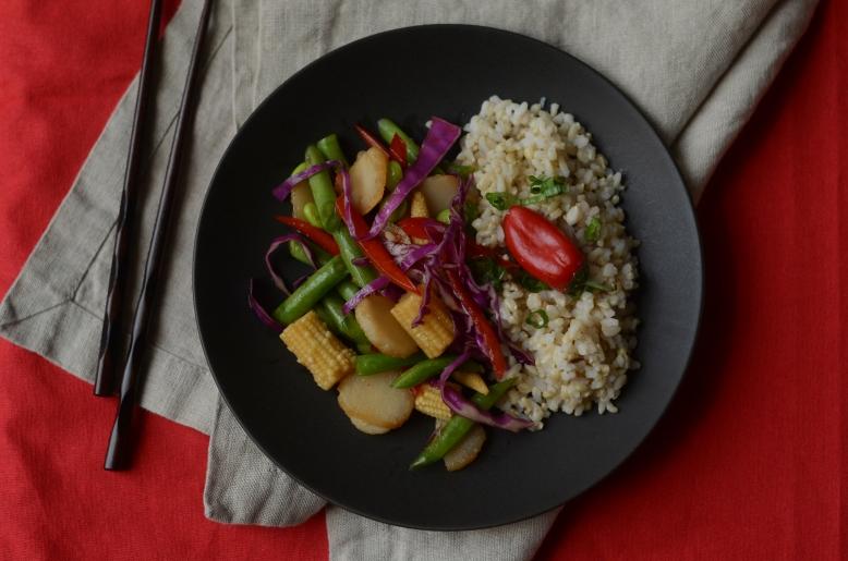 Veggie Stir Fry  2-145